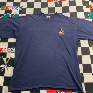 Vintage Yacht Club Cozumel Single Stitch Tee Shirt